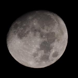 月齢12位の月